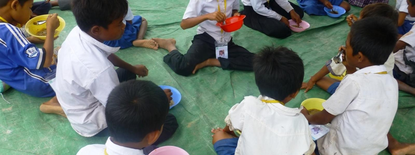 WE CONCERN CAMBODIAN RURAL CHILDREN'S HEALTH