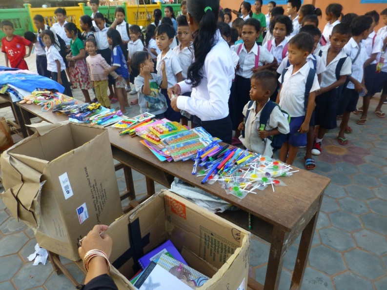 CHAB SCHOOL NEEDS SCHOOL SUPPLIES FOR CHAB'S KIDS