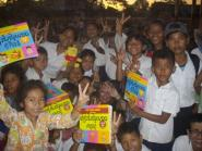 CHAB's supported children